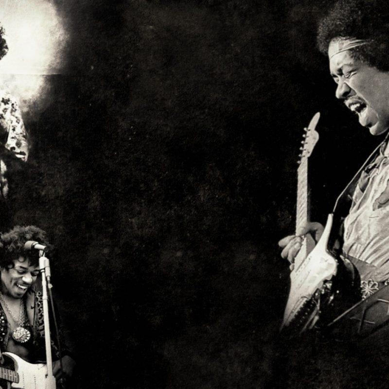 Fond d' ecran Jimi Hendrix